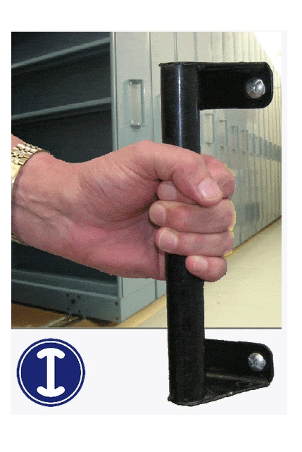 Hand operated StorTite option will allow movement over 4 tonnes with a simply push